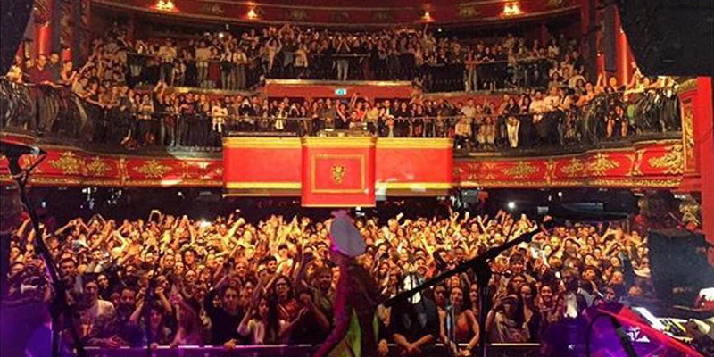 The Stereo Shop >> Bomba Estéreo's KOKO Show Had Its Moments, But Failed To Keep Pace | Sounds and Colours