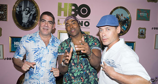 Cuban hip-hop icons Orishas star in new HBO documentary