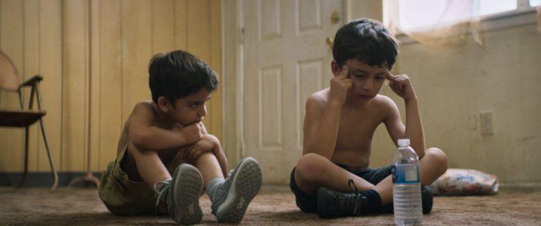 Still from Mexican film 'Los Lobos'