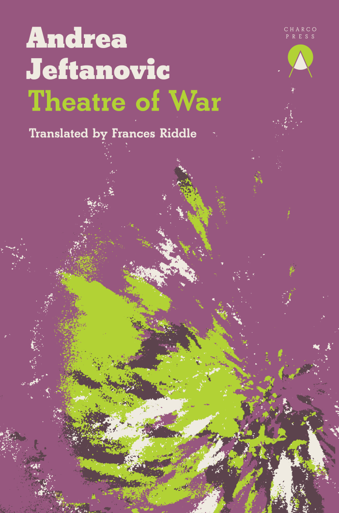 Cover of Theatre of War