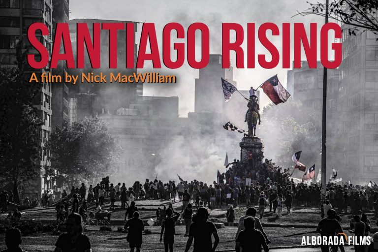 Santiago Rising poster