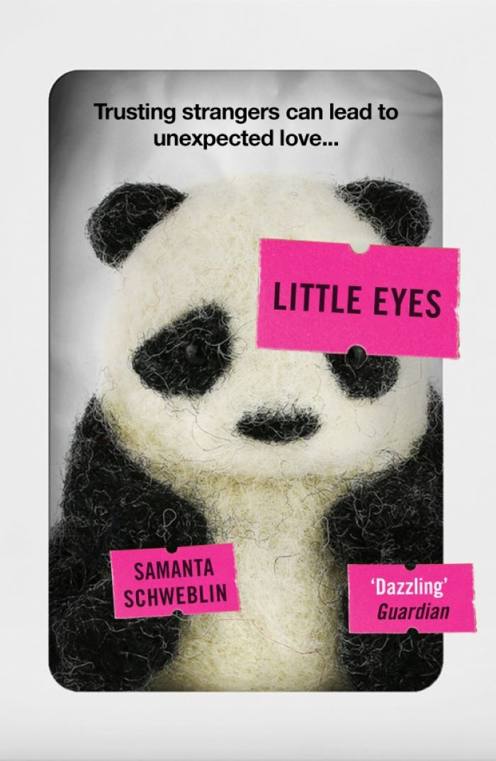 Cover of Little Eyes by Samanta Schweblin