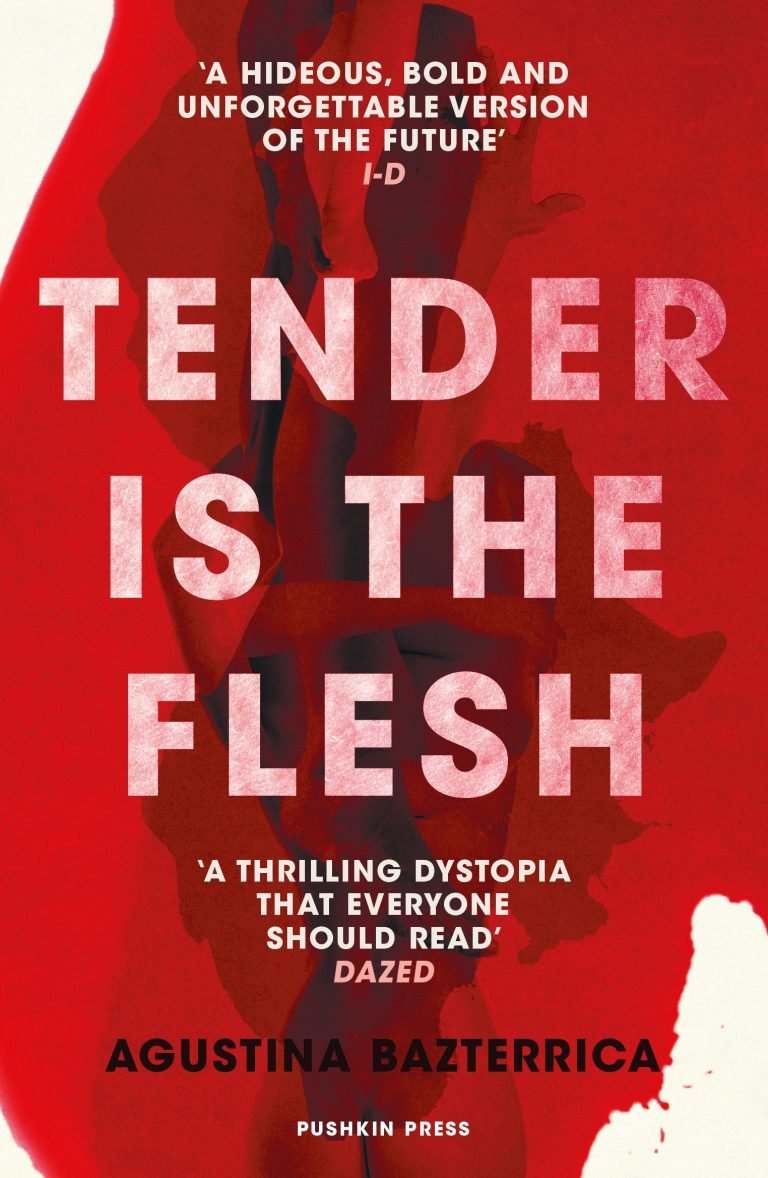 Cover of 'Tender is the Flesh'