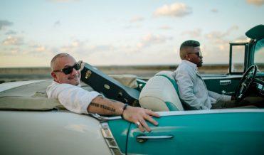 Huey Morgan in Havana, Cuba. Photo by Andy Dunn