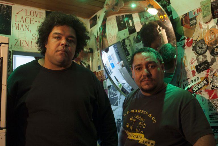 Pedro and Bernardo, Audio Rebel
