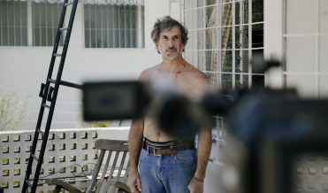 An image from the film 'El Father Plays Himself' dir. Mo Scarpelli